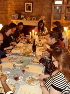 Greekfoodlovers' Supper Club October